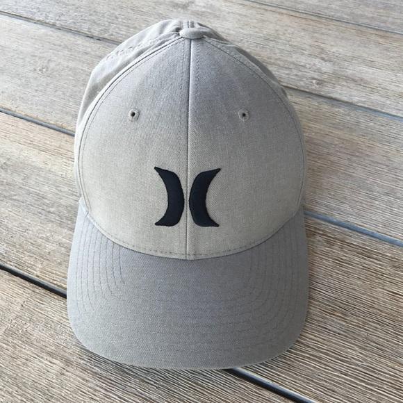 82c9ad61c5b shop hurley grey hat 8093a dde35